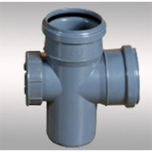 "Get Quotes for (6"") 160mm Plug Tee-Prince in India"