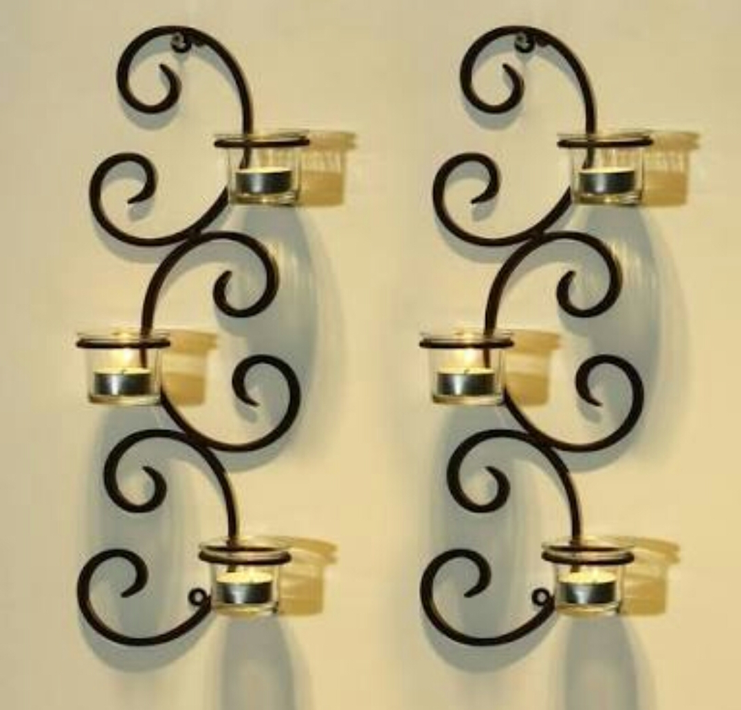 Awesome Wall Art Candle Holder Ideas - The Wall Art Decorations ...
