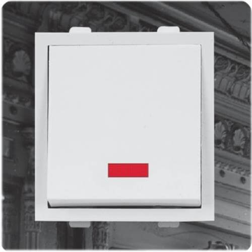 Havells Crabtree Athena - DP Switch with Indicator 32A