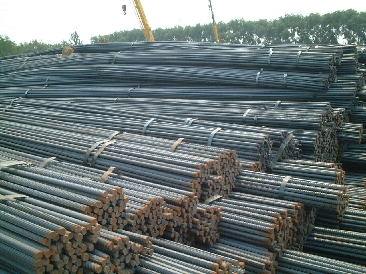 Formula for Unit Weight of Reinforcement Steel Bar
