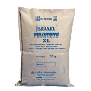 Get Quotes for Dr.Fixit Fevimate XL in White Color in India