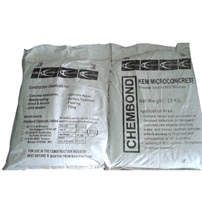 Get Quotes for Chembond Kem micro concrete 56 in India