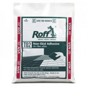 Get Quotes for Roff Non Skid Adhesive in India