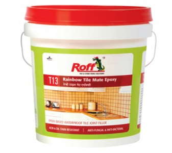 Get Quotes for Roff rainbow tile mate epoxy (base+Hardener) in India