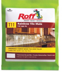 Get Quotes for Roff rainbow tile mate epoxy The Grout filler in india