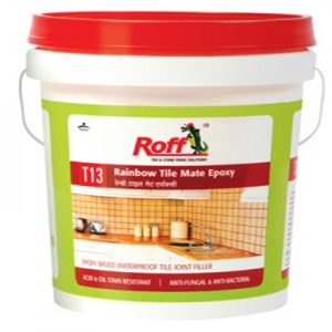Get Quotes for Roff rainbow tile mate Normal shade in India