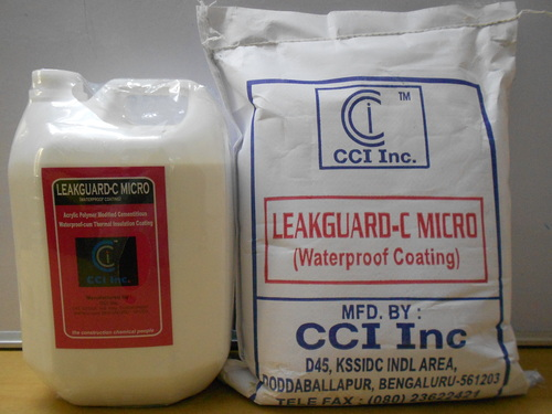GEt Quotes for CCI Leakguard C-Micro in India