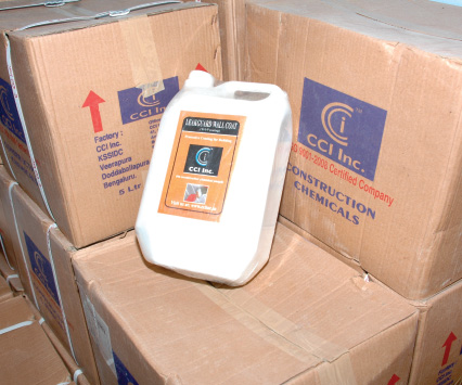 GEt Quotes for CCI Leakguard Wall Coat in India