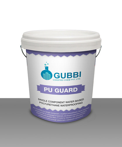 Get Quotes for Gubbi Waterproofing PU Guard in India