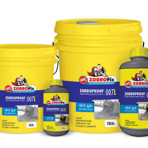 Get Quotes for Zorroproof Waterproofing Masters - 1010 LWP in India