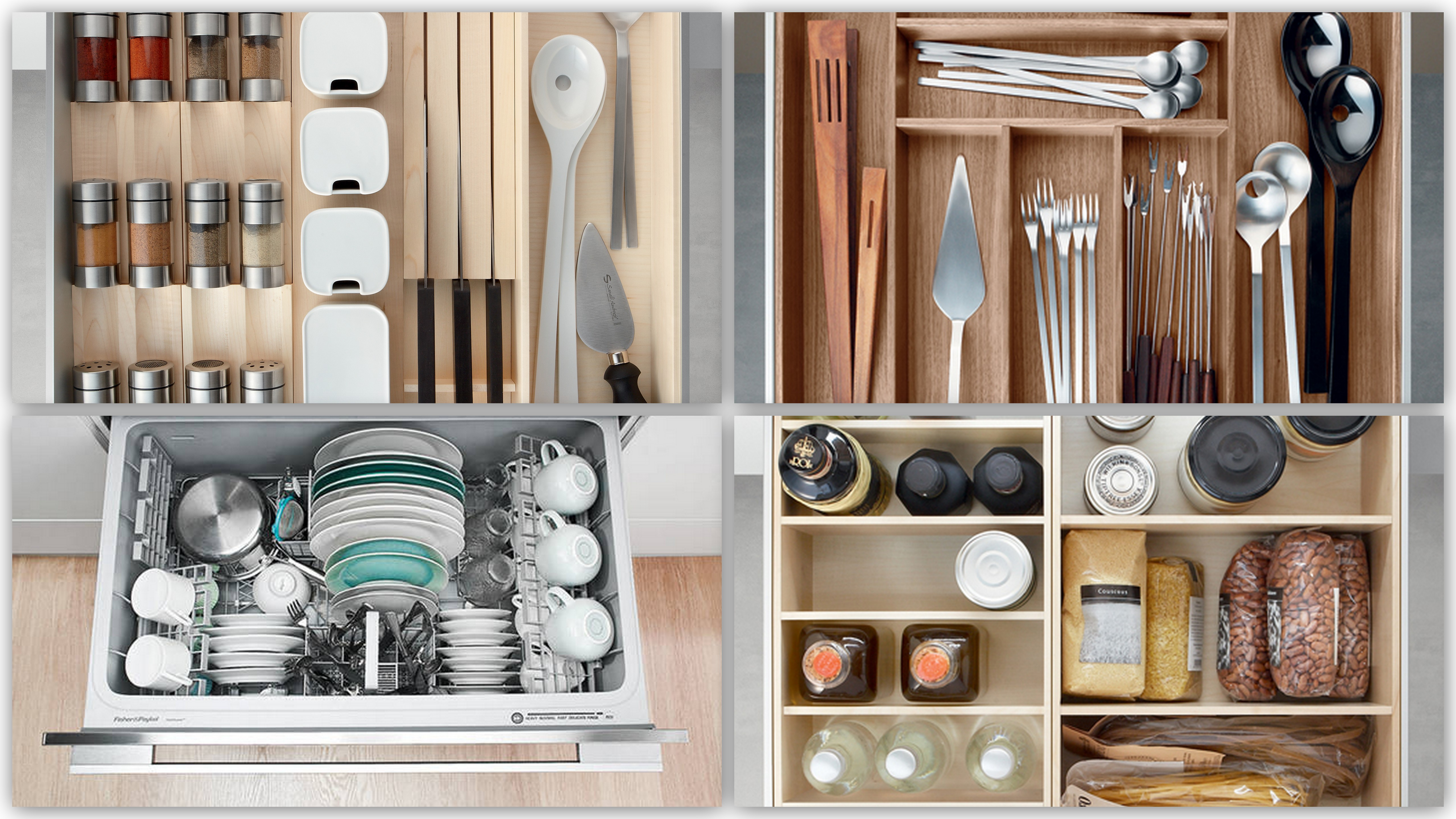Buy modular kitchen accessories online at best price happho for Kitchen cabinet accessories