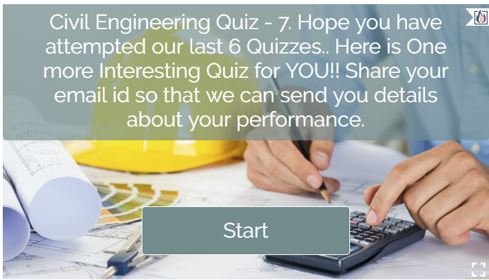 Civil Engineering Quiz-7