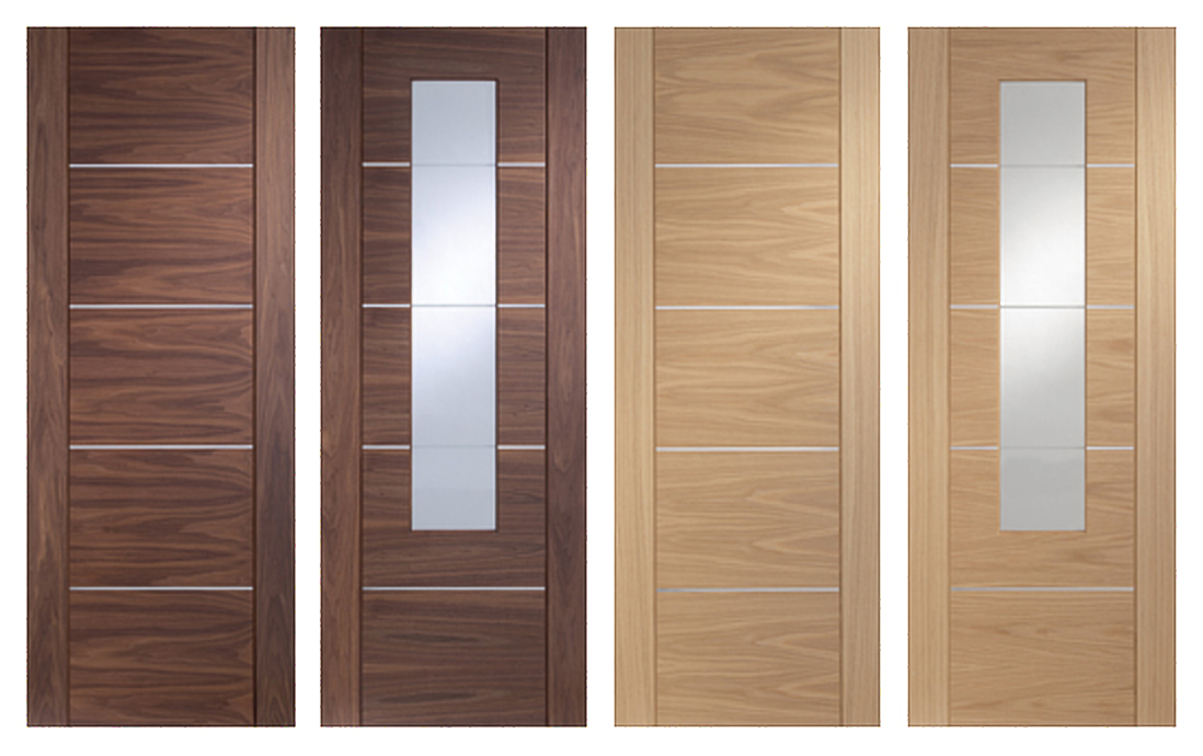 Difference Between Wooden Doors And Flush Door Happho: flush interior wood doors