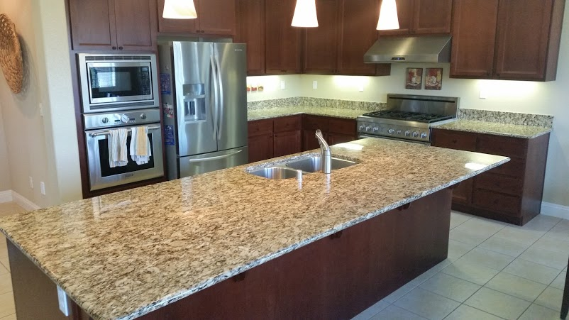 Top 7 design aspects of granite in house construction happho Kitchen platform granite design