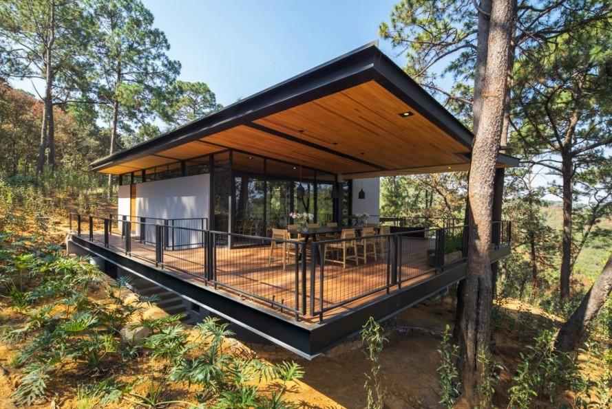 Zero Energy Home Design. Bnim Architects Leed Zero Energy Home For