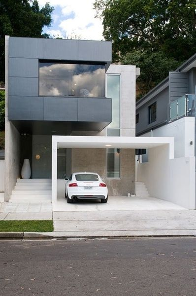 Ideas for Car Parking Spaces in Homes - Happho