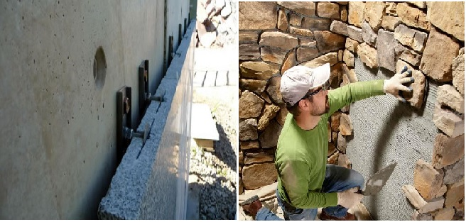 Difference Between Wet And Dry Installation Of Natural