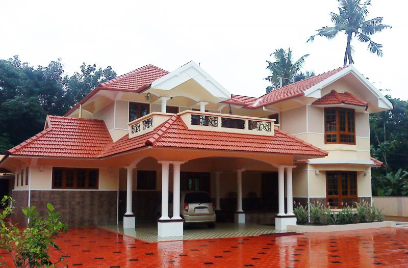 Understanding a traditional kerala styled house design for Traditional house plans kerala style