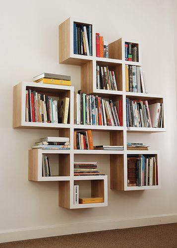 Modern Book Shelf Design Ideas