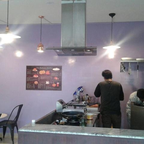 Bohemian Kitchen - Kitchen Area Interior