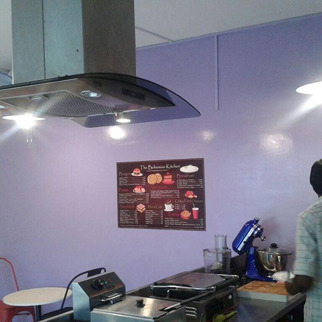 Bohemian Kitchen - Kitchen Interiors