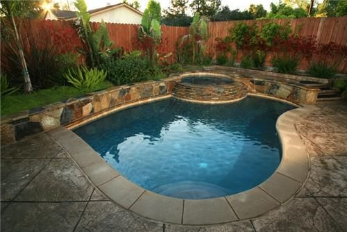 Designing a Pool by the House