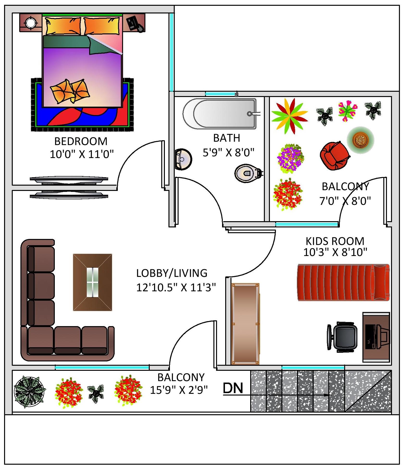 25 30 30 Helloworld: Floor Plan For 25 X 30 Feet Plot