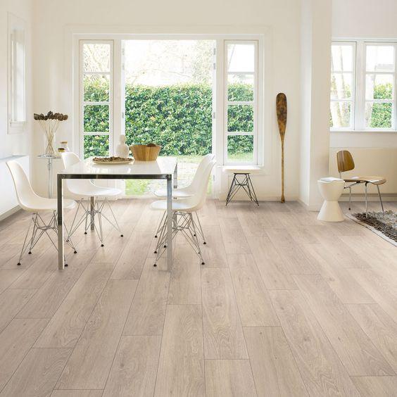 Floating Floors like Wooden flooring, vinyl flooring
