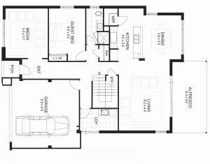 Sample Floor Plans for new Homes