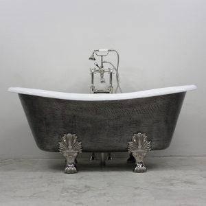 Vintage Bathtub and Fittings