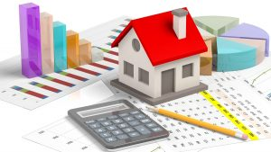 House Construction cost calculated per square feet / yards