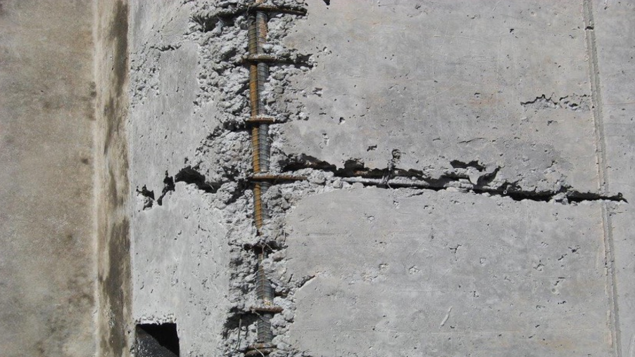 Wall Defects Building