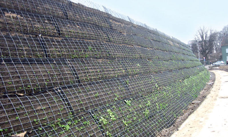 Geogrids Types Applications And Advantages In